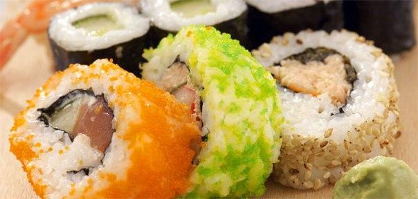 Добавки к суши: имбирь, васаби и соевый соус